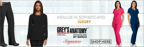 Grey's Signature Collection