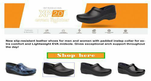 XP 2.0 By Dansko Shoes